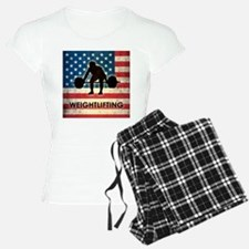 Grunge USA Weightlifting Pajamas