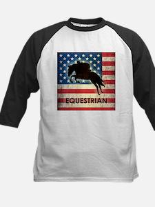 Grunge USA Equestrian Tee