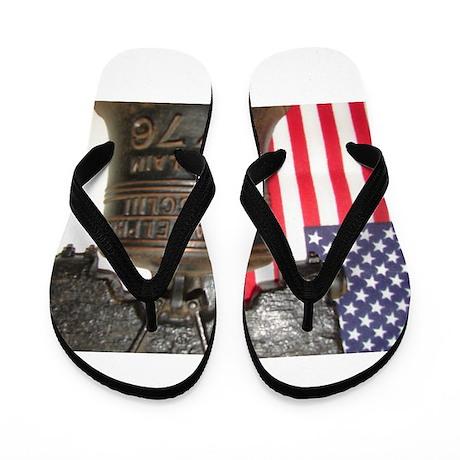 LET FREEDOM RING V™ Flip Flops