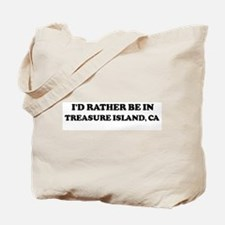 Rather: TREASURE ISLAND Tote Bag
