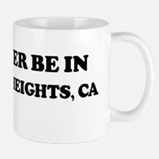 Rather: SEQUOYAH HEIGHTS Mug