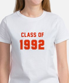 Class of 1992 Orange T-Shirt