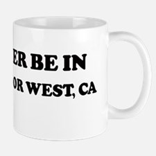 Rather: LAKE ALMANOR WEST Mug