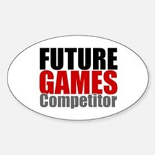 Future Games Competitor Decal