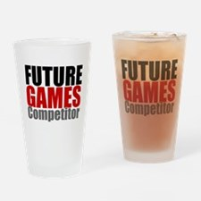 Future Games Competitor Drinking Glass