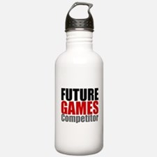 Future Games Competitor Water Bottle