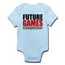 Future Games Competitor Infant Bodysuit