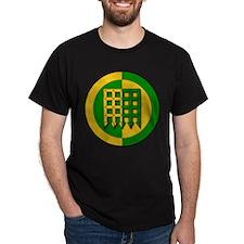 Unser Hafen Populace Dark T-Shirt