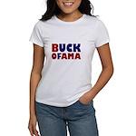 Buck Ofama Women's T-Shirt