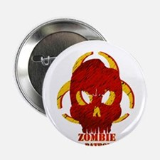 "Zombie Patrol 2.25"" Button"