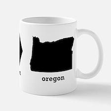 Polygon Oregon Mug