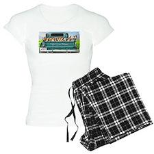 Corgi Pick Me Up! Pajamas