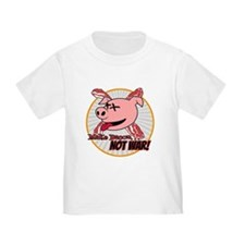 Make Bacon not War! T