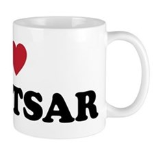 I Love Amritsar Small Mug