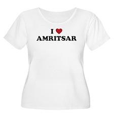 I Love Amritsar T-Shirt