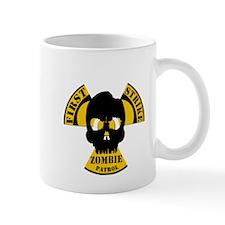 Radioactive Zombie Patrol Mug