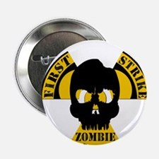 "Radioactive Zombie Patrol 2.25"" Button"