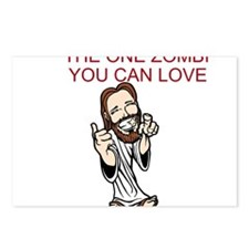 ZOMBIE CHRIST Postcards (Package of 8)