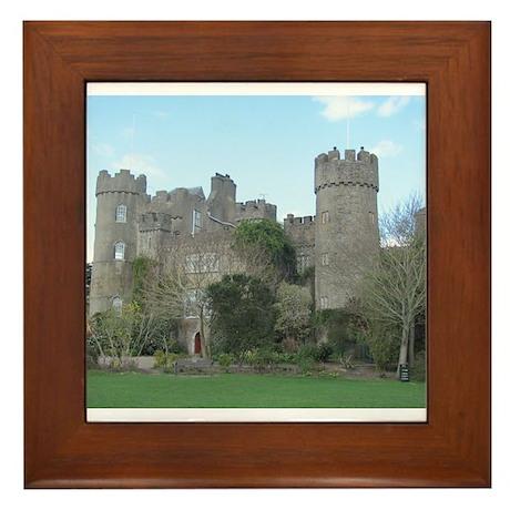 Malahide Castle Framed Tile