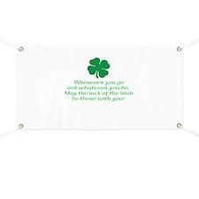 Irish Tidings Banner