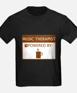 Music Therapist Powered by Coffee T