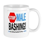 Stop Male Bashing Mug