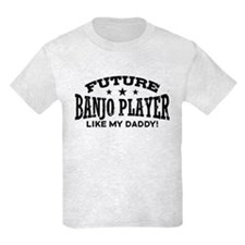 Future Banjo Player T-Shirt