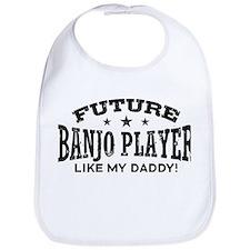 Future Banjo Player Bib