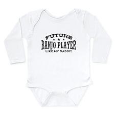 Future Banjo Player Onesie Romper Suit