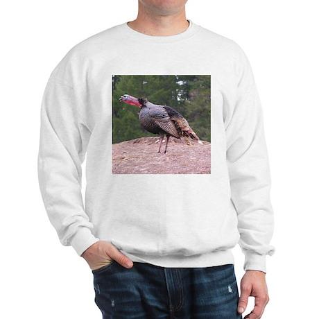 Gobbling Turkey Sweatshirt