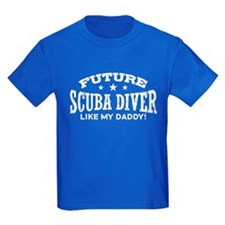 Future Scuba Diver Like My Daddy T