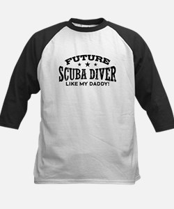Future Scuba Diver Like My Daddy Tee