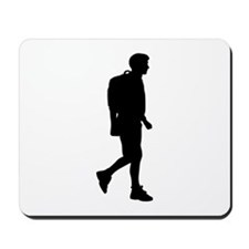 Hiking trekking Mousepad