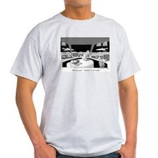 Air Traffic Controllers_Netflix_Airplane T-Shirt