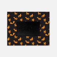 Halloween Pattern 4 Picture Frame