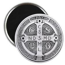 Medal of Saint Benedict Magnet