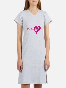 I'm In Love Women's Nightshirt