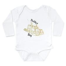 Daddy's Boy Onesie Romper Suit