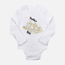 Daddy's Boy Onesie Romper Suit
