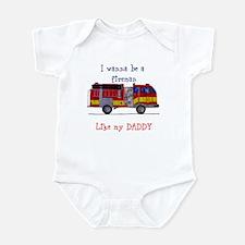 Like My Daddy Infant Bodysuit
