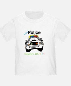 Toddler Police T