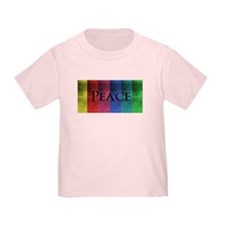 Color Of Peace T