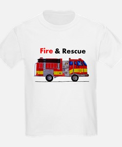 Fire and Rescue T-Shirt