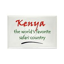 Kenya Goodies Rectangle Magnet (100 pack)