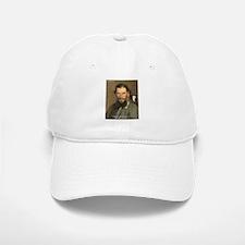 Leo Tolstoy On Nietzsche Quote Baseball Baseball Cap