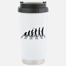 On Crutches Travel Mug