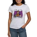 Crazy Cat Lady [Brunette] Women's T-Shirt