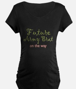 Cute Air force brat on the way T-Shirt
