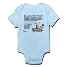 Mama Where Do Strays Go Cats Dog Infant Bodysuit