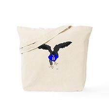 Harmon in Spandex Tote Bag